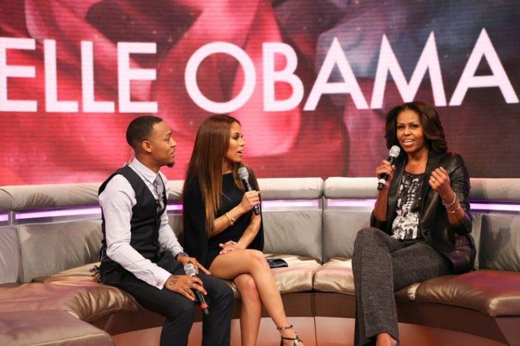 Michelle Obama 106 & Park